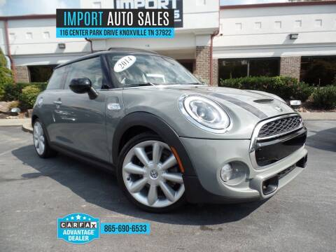 2014 MINI Hardtop for sale at IMPORT AUTO SALES in Knoxville TN