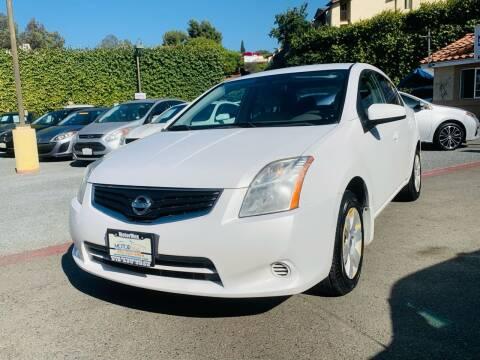 2010 Nissan Sentra for sale at MotorMax in Lemon Grove CA