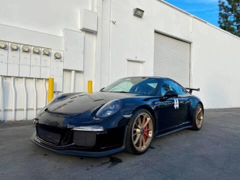 2014 Porsche 911 for sale at Corsa Exotics Inc in Montebello CA