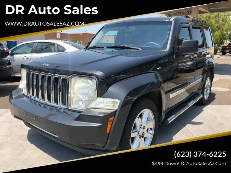2010 Jeep Liberty for sale at DR Auto Sales in Glendale AZ