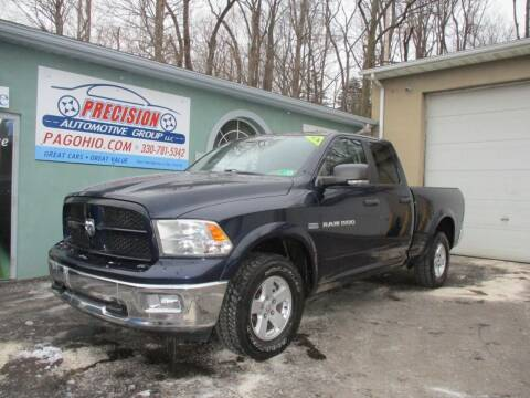2012 RAM Ram Pickup 1500 for sale at Precision Automotive Group in Youngstown OH