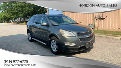 2011 Chevrolet Traverse for sale at Horizon Auto Sales in Raleigh NC