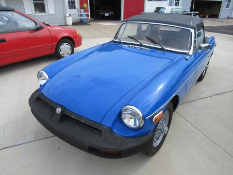 1975 MG MGB for sale at Whitmore Motors in Ashland OH