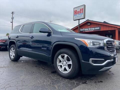 2017 GMC Acadia for sale at HUFF AUTO GROUP in Jackson MI