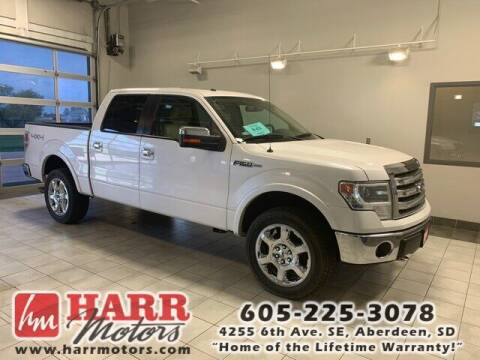 2013 Ford F-150 for sale at Harr Motors Bargain Center in Aberdeen SD