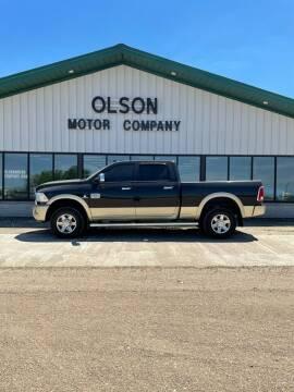 2013 RAM Ram Pickup 2500 for sale at Olson Motor Company in Morris MN