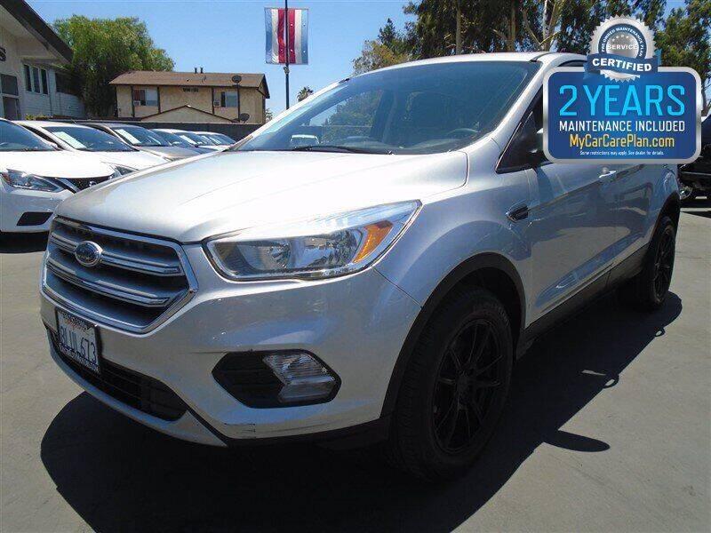 2017 Ford Escape for sale at Centre City Motors in Escondido CA
