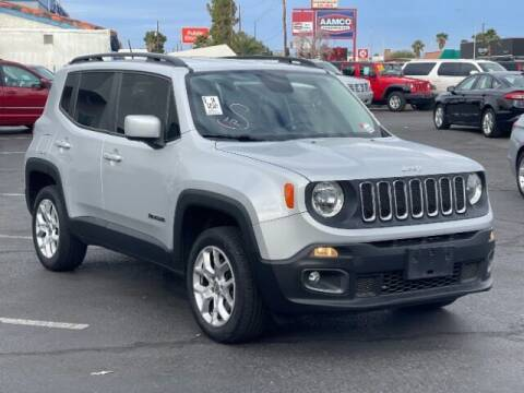 2015 Jeep Renegade for sale at Brown & Brown Wholesale in Mesa AZ
