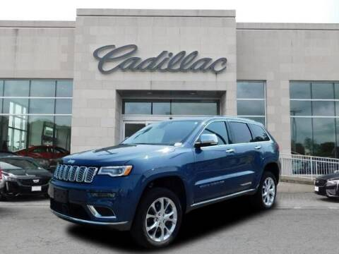 2020 Jeep Grand Cherokee for sale at Radley Cadillac in Fredericksburg VA
