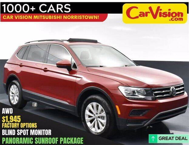 2018 Volkswagen Tiguan for sale in Norristown, PA