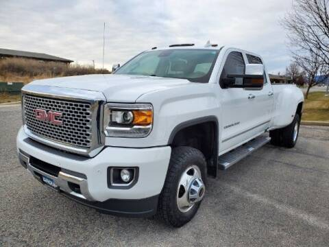 2016 GMC Sierra 3500HD for sale at Group Wholesale, Inc in Post Falls ID