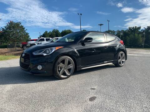 2014 Hyundai Veloster for sale at Madden Motors LLC in Iva SC