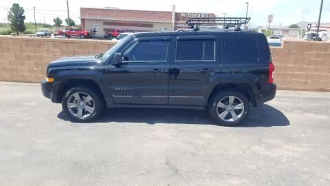 2016 Jeep Patriot for sale at Ryan Richardson Motor Company in Alamogordo NM