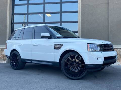 2012 Land Rover Range Rover Sport for sale at Unlimited Auto Sales in Salt Lake City UT