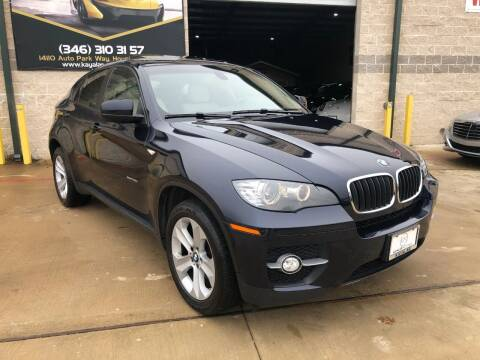 2012 BMW X6 for sale at KAYALAR MOTORS in Houston TX