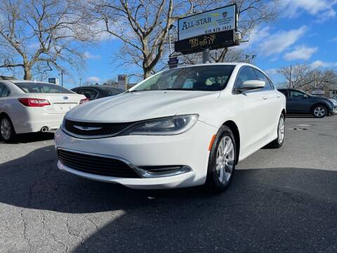 2015 Chrysler 200 for sale at All Star Auto Sales and Service LLC in Allentown PA