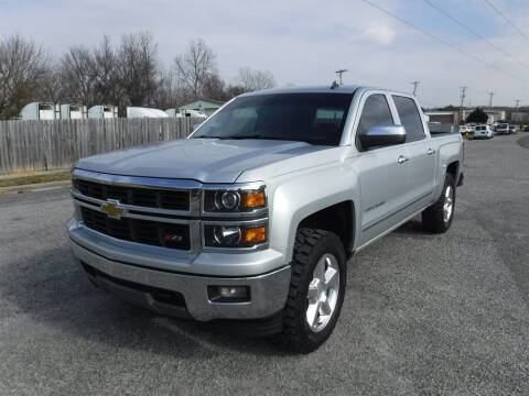 2014 Chevrolet Silverado 1500 for sale at Memphis Truck Exchange in Memphis TN
