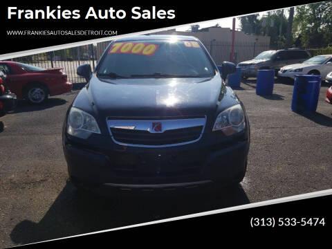 2008 Saturn Vue for sale at Frankies Auto Sales in Detroit MI