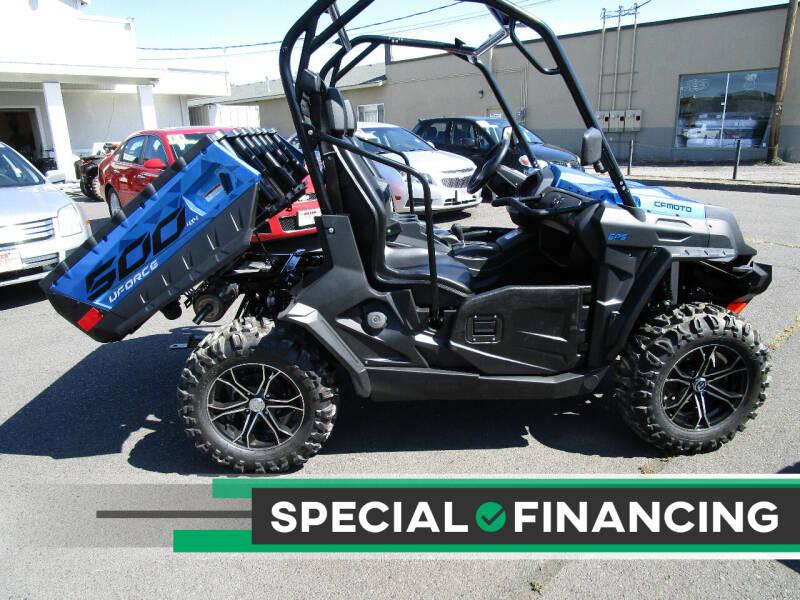 2020 CF Moto U 500 for sale at Power Edge Motorsports in Redmond OR