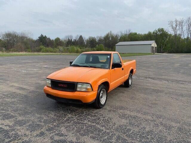 2001 GMC Sonoma for sale at Caruzin Motors in Flint MI