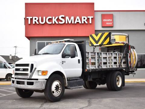 2015 Ford F-650 Super Duty for sale at Trucksmart Isuzu in Morrisville PA