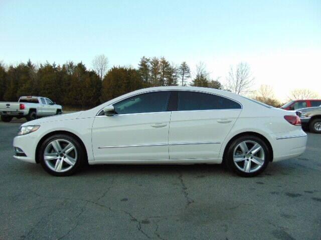 2013 Volkswagen CC for sale at E & M AUTO SALES in Locust Grove VA