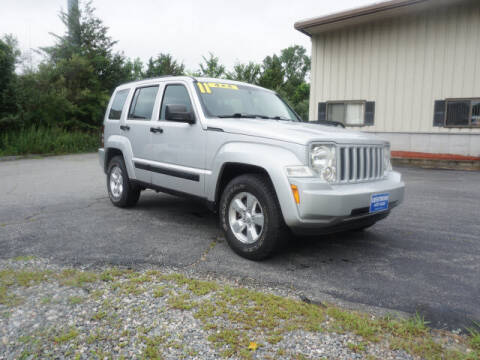 2011 Jeep Liberty for sale at Crestwood Auto Sales in Swansea MA