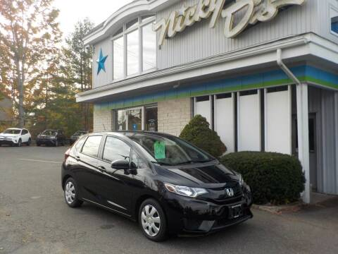 2016 Honda Fit for sale at Nicky D's in Easthampton MA