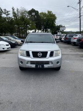 2011 Nissan Pathfinder for sale at Elite Motors in Knoxville TN