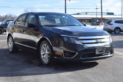 2010 Ford Fusion for sale at NEW 2 YOU AUTO SALES LLC in Waukesha WI