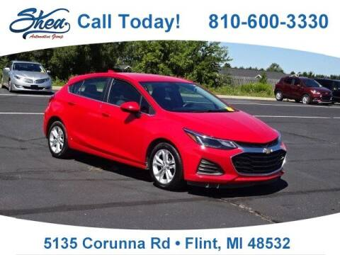 2019 Chevrolet Cruze for sale at Jamie Sells Cars 810 in Flint MI