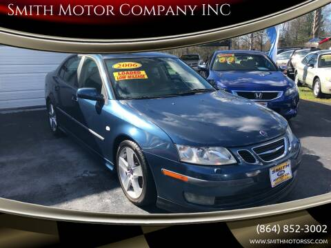 2006 Saab 9-3 for sale at Smith Motor Company INC in Mc Cormick SC