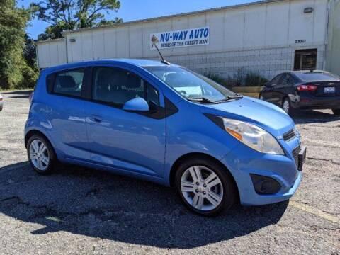 2013 Chevrolet Spark for sale at Nu-Way Auto Ocean Springs in Ocean Springs MS