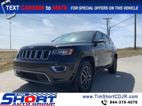 2019 Jeep Grand Cherokee for sale at Tim Short Chrysler in Morehead KY