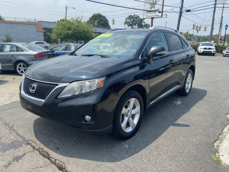 2010 Lexus RX 350 for sale at Starmount Motors in Charlotte NC