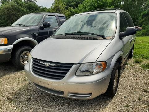 2006 Chrysler Town and Country for sale at John - Glenn Auto Sales INC in Plain City OH