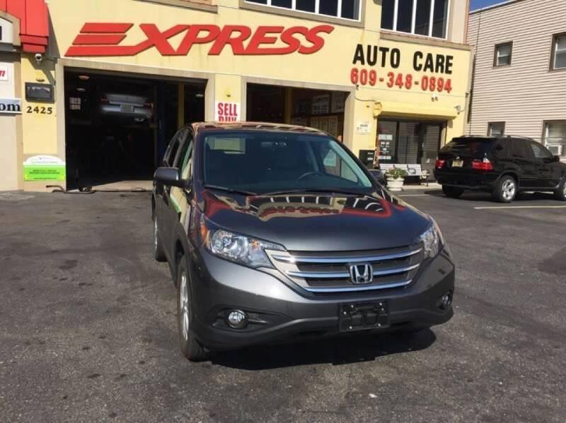 2013 Honda CR-V for sale at Xpress Auto Sales & Service in Atlantic City NJ