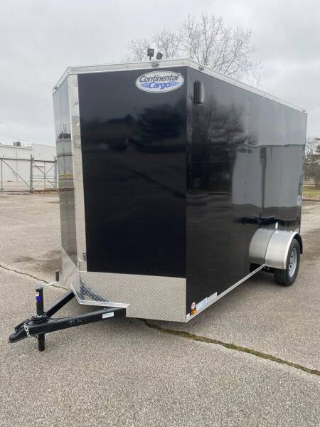 2021 Continental Cargo V-Series 6x12 for sale at Columbus Powersports - Cargo Trailers in Columbus OH