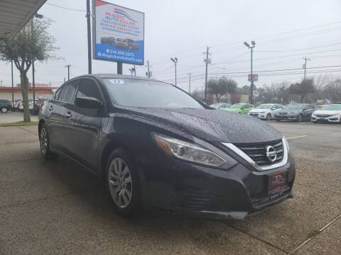 2016 Nissan Altima for sale at Magic Auto Sales in Dallas TX