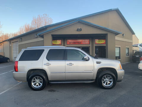 2007 Cadillac Escalade for sale at Advantage Auto Sales in Garden City ID