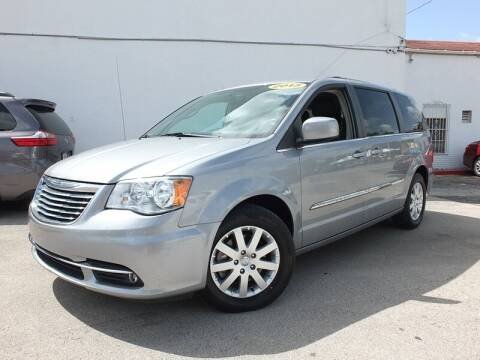 2015 Chrysler Town and Country for sale at Port Motors in West Palm Beach FL