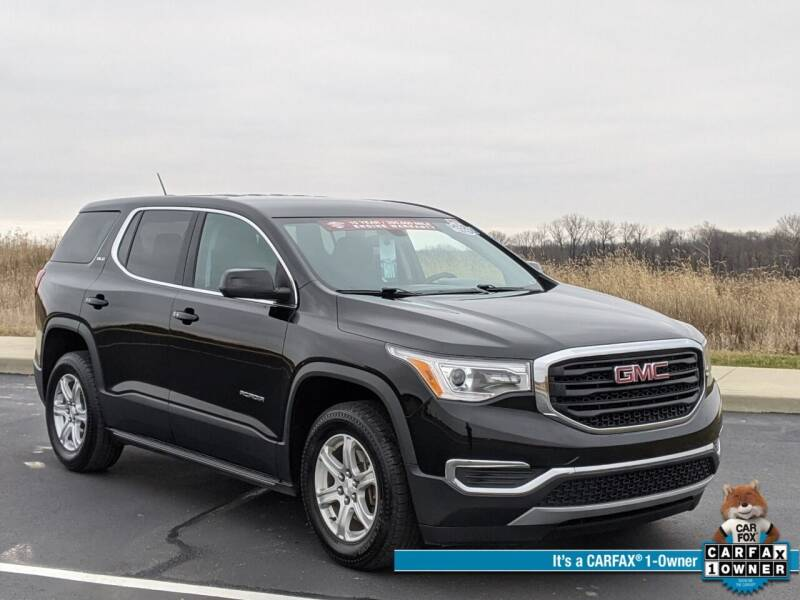 2017 GMC Acadia for sale at Bob Walters Linton Motors in Linton IN