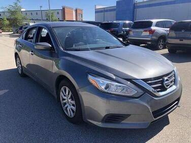 2016 Nissan Altima for sale at WDAS in Inglewood CA