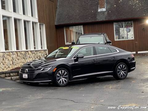 2019 Volkswagen Arteon for sale at Cupples Car Company in Belmont NH