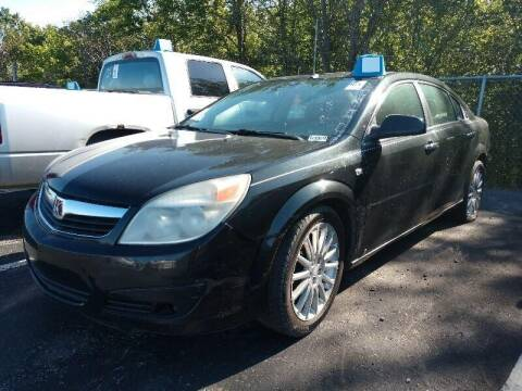 2009 Saturn Aura for sale at Cj king of car loans/JJ's Best Auto Sales in Troy MI