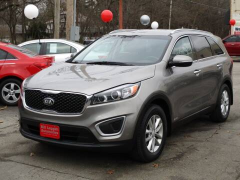 2016 Kia Sorento for sale at Bill Leggett Automotive, Inc. in Columbus OH