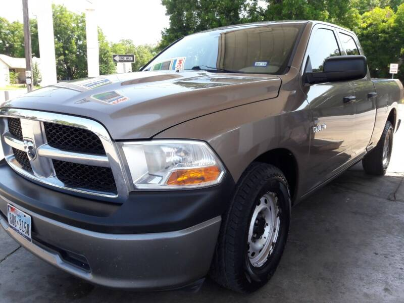 2009 Dodge Ram Pickup 1500 for sale at Texas Auto Trailer Exchange in Cleburne TX