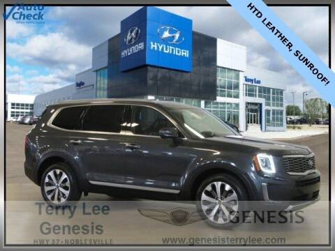 2020 Kia Telluride for sale at Terry Lee Hyundai in Noblesville IN
