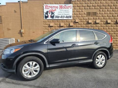 2014 Honda CR-V for sale at Xtreme Motors Plus Inc in Ashley OH