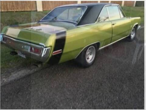1971 Plymouth Scamp for sale at Classic Car Deals in Cadillac MI